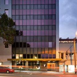 57 HOTEL EXTERIOR SURRY HILLS FOVEAUX STREET SYDNEY FRONT