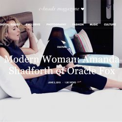 57 hotel c-heads magazine oracle fox amanda shadforth feature surry hills sydney