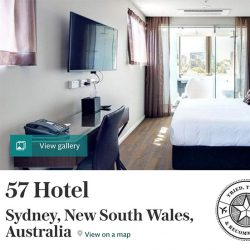 57 hotel sydney surry hills daily telegraph feature review recommended